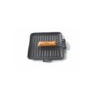 Perfect Home Öntöttvas grill serpenyő 24 x 24 cm