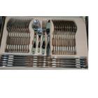 Silver Royal Evőeszköz készlet 72 darabos  Diamond 18/10 rozsdamentes acél, fényes
