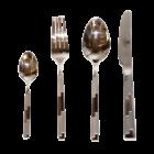 Silver Royal Evőeszköz készlet 24 darabos Diamond 18/10 rozsdamentes acél