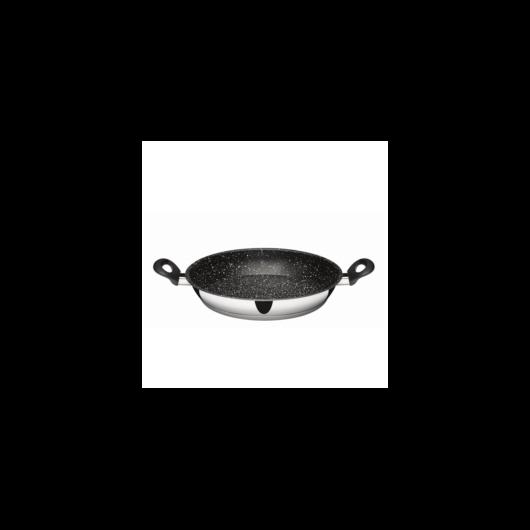 Inoxibar  Inoxtone rozsdamentes szeletsütő 28 cm rozsdamentes acél 18% króm hozzáadásával, tapadásmentes bevonattal