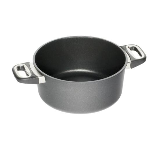 "AMT Gastroguss the ""World's Best Pan"" lábas, 24 cm, 10 cm magas,  indukciós"
