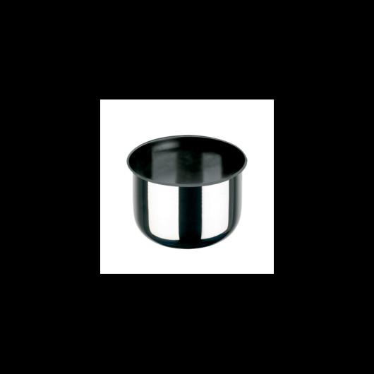 Inoxibar Porthos rozsdamentes fazék  levehető nyéllel (külön vásárolható), tapadásmentes bevonattal átmérő: 14 cm, magasság: 11 cm, 1,5 L