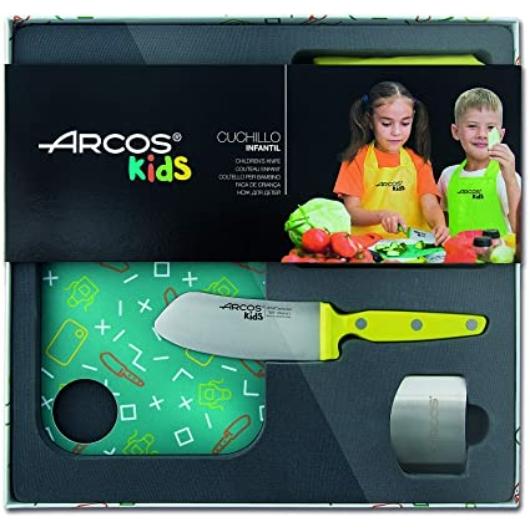 ARCOS KIDS gyermek készlet sárga