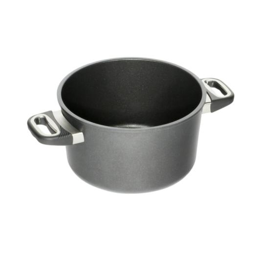 """AMT Gastroguss the """"World's Best Pan"""" fazék,  24 cm, 14 cm magas,  indukciós"""