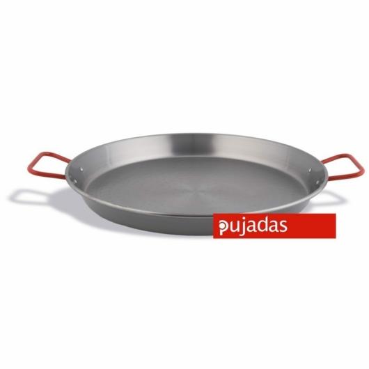 Pujadas Paella sütő vas serpenyő 24cm