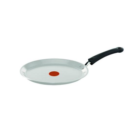 Tefal palacsintasütő  25 cm Ceramiccontrol hőfok jelzővel