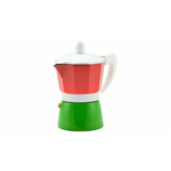 Perfect Home  kotyogós kávéfőző 3 személyes