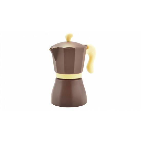 Perfect Home  kotyogós kávéfőző kerámia bevonattal 6 személyes
