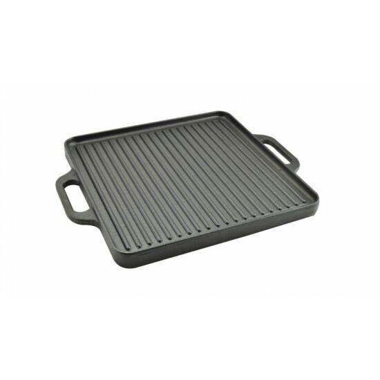 Perfect Home 12970 Öntöttvas grill lap 2 oldalas