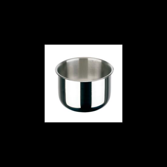 Inoxibar Porthos rozsdamentes lábas levehető nyéllel (külön vásárolható) átmérő: 16 cm, magasság: 7,5 cm, 1,5 L