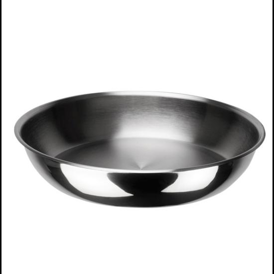 Inoxibar Prémium kategória Rozsdamentes edény/serpenyő levehető nyéllel (külön vásárolható) 28 cm, Porthos