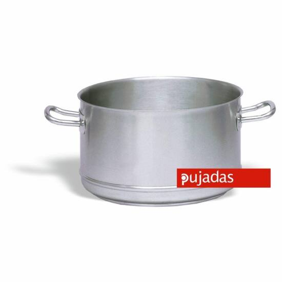 Pujadas Rozsdamentes felső rész (szűrő) gőzölőhöz 28 cm