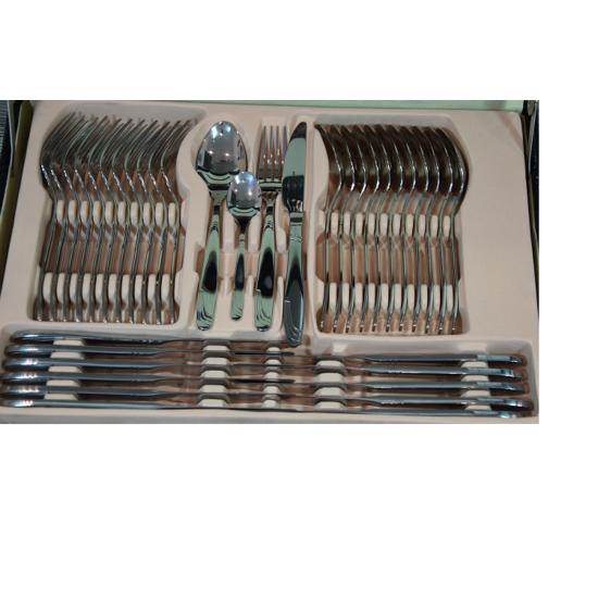 Silver Royal Evőeszköz készlet 72 darabos  Diamond 18/10 rozsdamentes acél,
