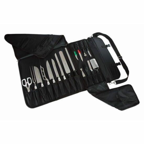 Arcos Kés tok (késtartó táska) 17 db-os